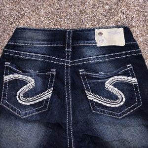 Silver Women's Shorts